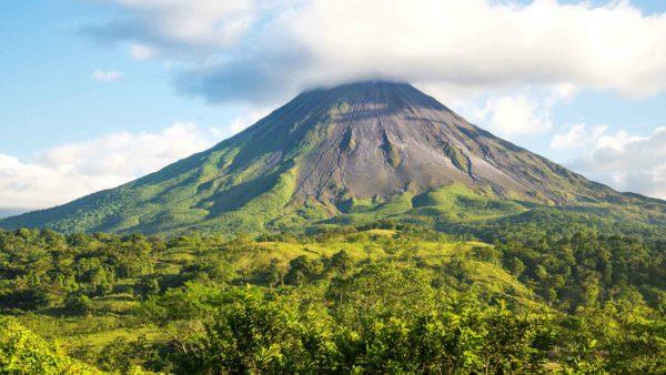 Volcan Arenal, le magnifique!
