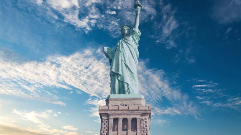 Etats-Unis statue de la liberté