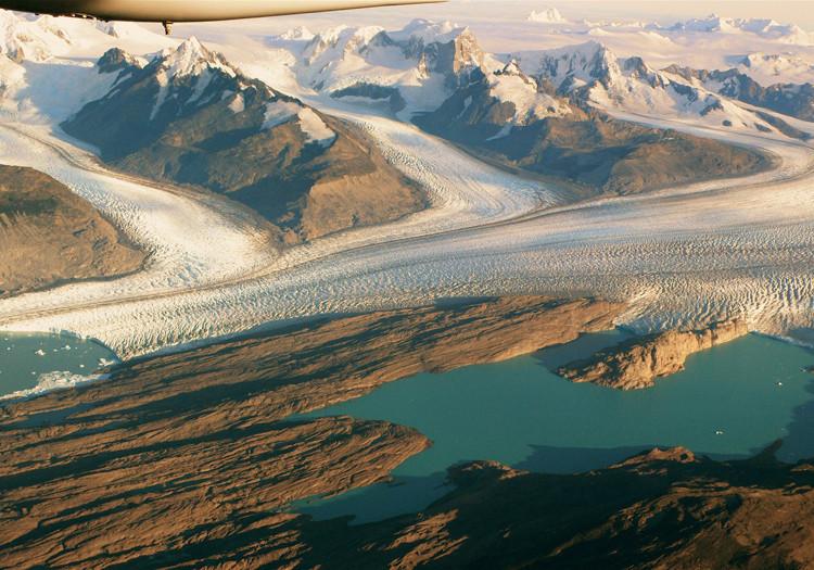 glacier-upsala