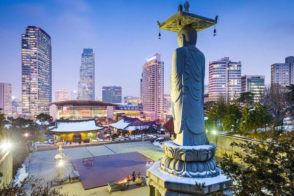 Se dépayser complètement lors d'un voyage en Corée du Sud