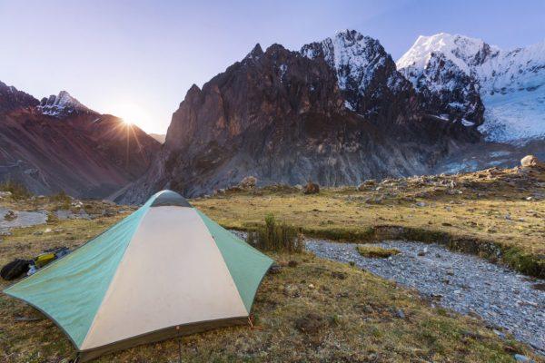 Où placer sa tente en voyage ?