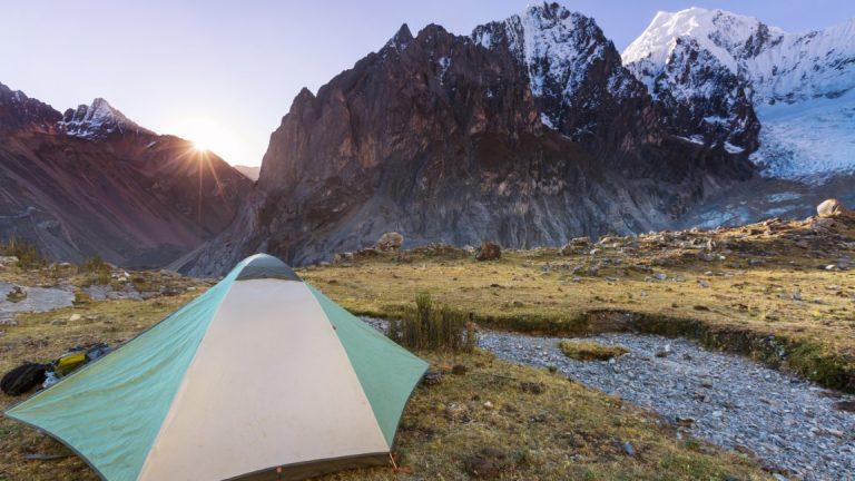 Ou placer sa tente en voyage