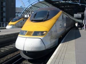 Train Europe