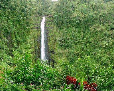 akaka falls voyage a hawai