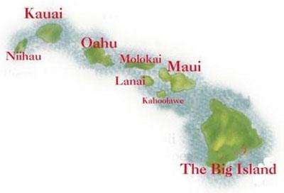 voyage a hawai iles