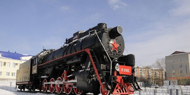 Train touristique TransSiberien
